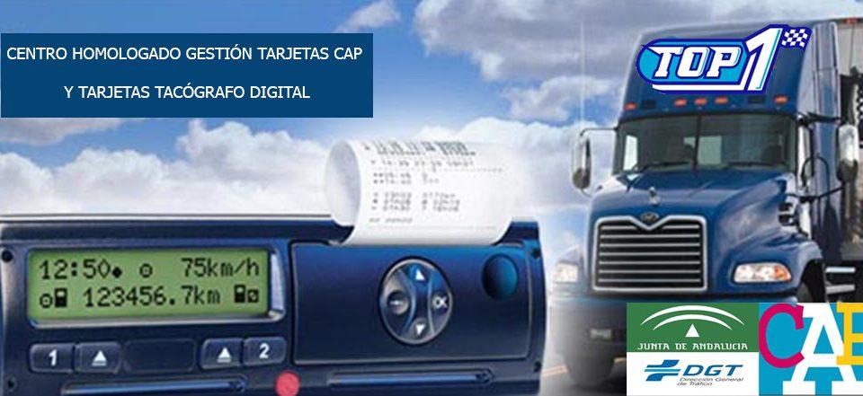 tarjetas tacografo digital