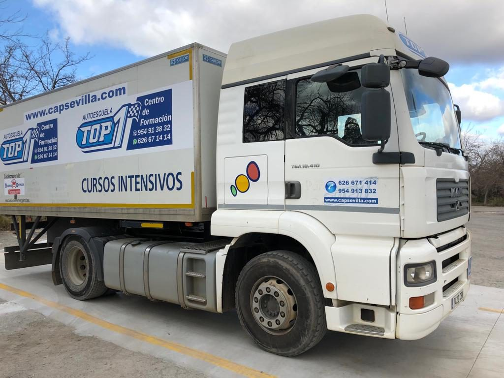 camion cap inicial